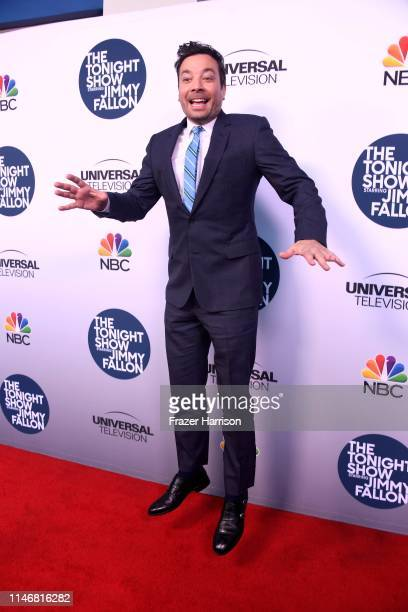 Jimmy Fallon attends the FYC Event For NBC's The Tonight Show Starring Jimmy Fallon at The WGA Theater on May 03 2019 in Beverly Hills California