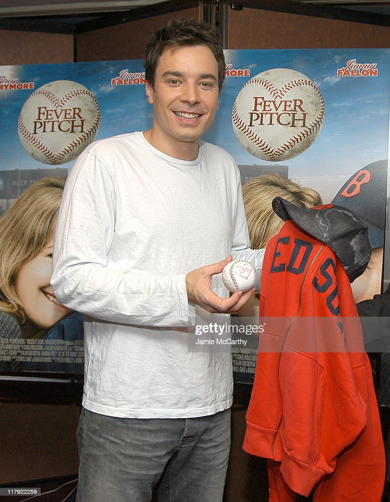 "Jimmy Fallon Donates ""Fever Pitch"" Memorabilia to National Baseball Hall of Fame"