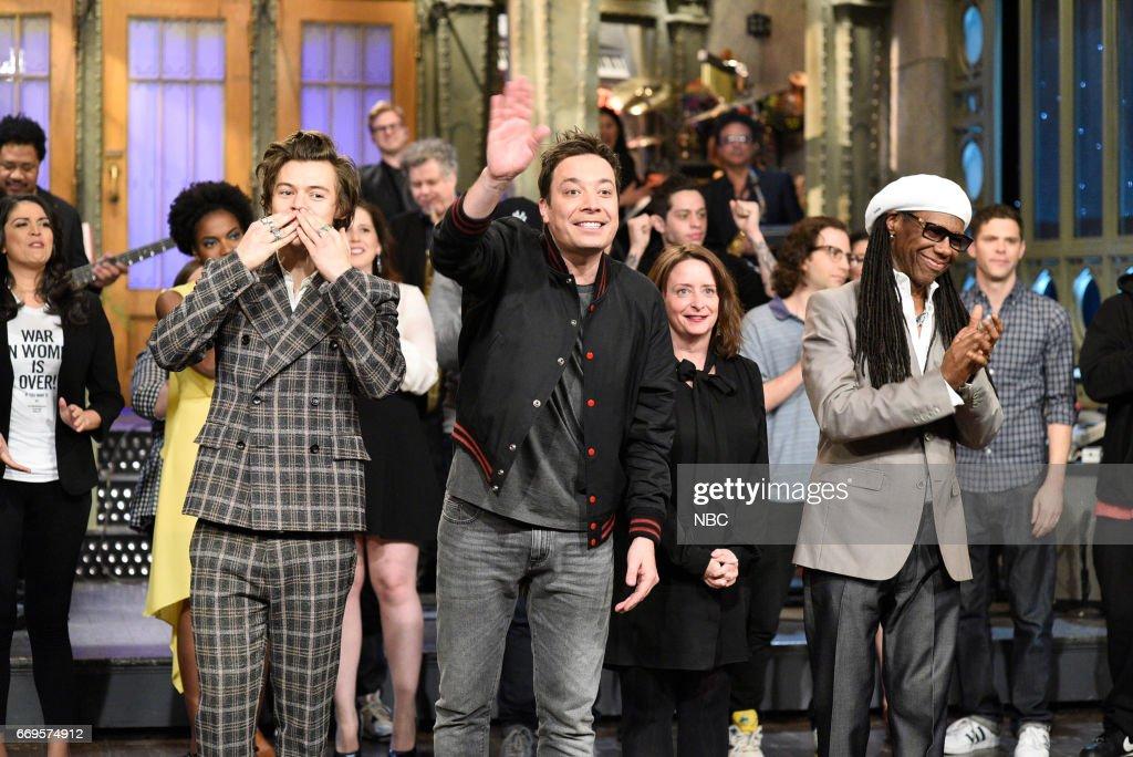"NBC's ""Saturday Night Live"" With Jimmy Fallon, Harry Styles"