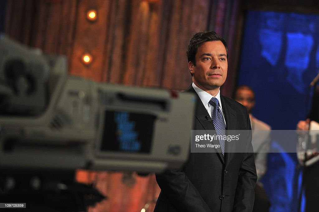 "Celebrities Visit ""Late Night With Jimmy Fallon"" - March 1, 2011"