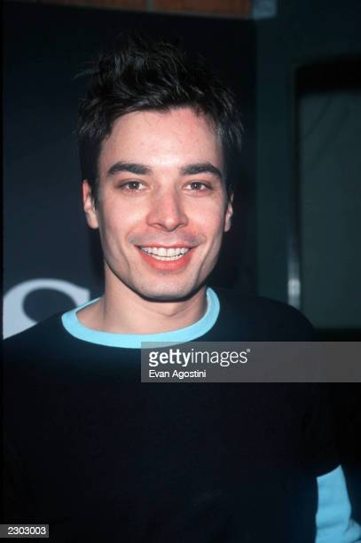 Jimmy Fallon of SNL at the premiere of 'Hamlet' presented by Miramax Films in New York City 05/01/00 Photo by Evan Agostini/ImageDirect