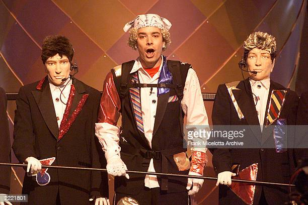 Jimmy Fallon performs at the 2000 MTV Video Music Awards at Radio City Music Hall in New York City 9/7/2000Photo Frank Micelotta/ImageDirect