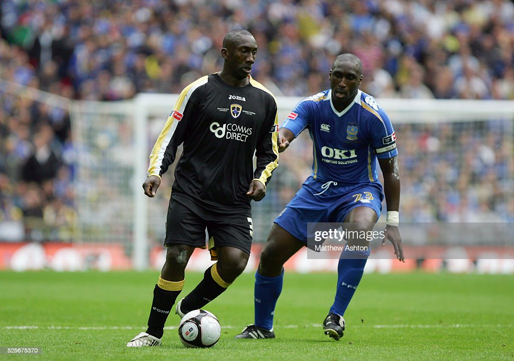 Soccer - FA Cup Final - Portsmouth vs. Cardiff City : News Photo