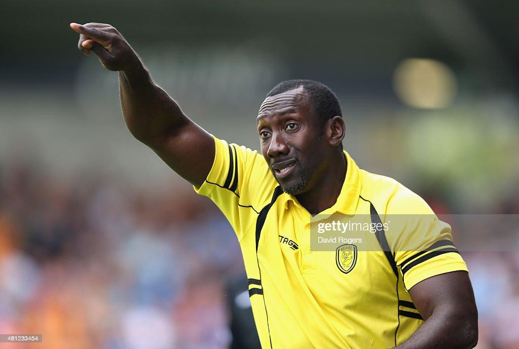 Burton Albion v Wolverhampton Wanderers - Pre Season Friendly : ニュース写真