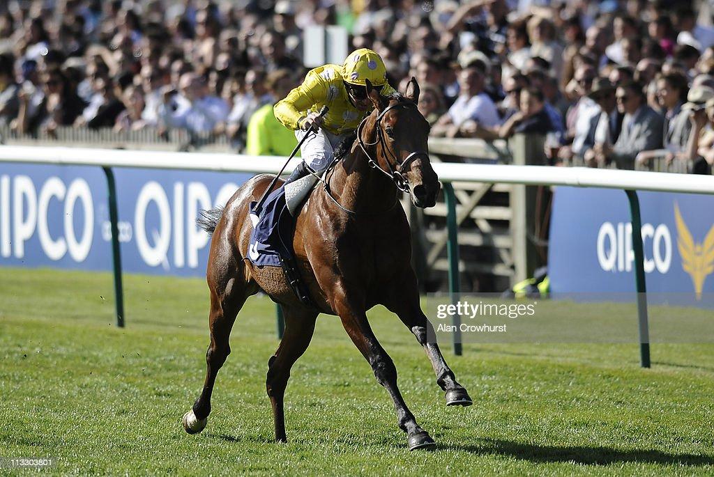 Newmarket Races - 1000 Guineas