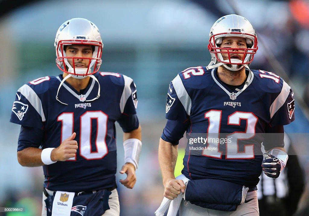 Philadelphia Eagles v New England Patriots : News Photo