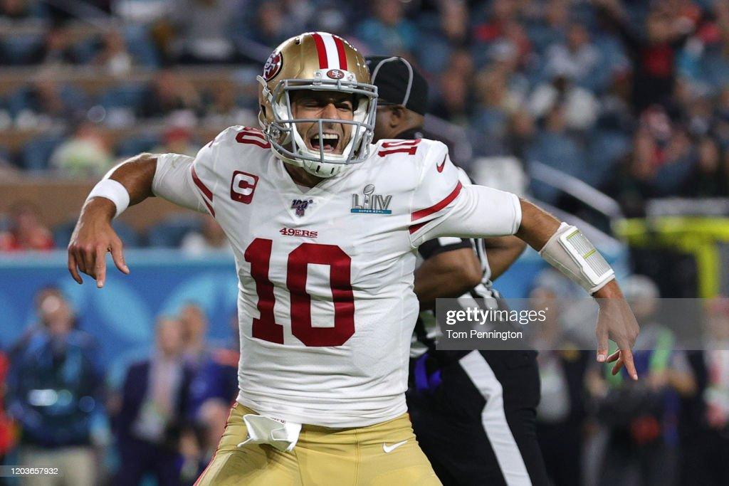 Super Bowl LIV - San Francisco 49ers v Kansas City Chiefs : ニュース写真