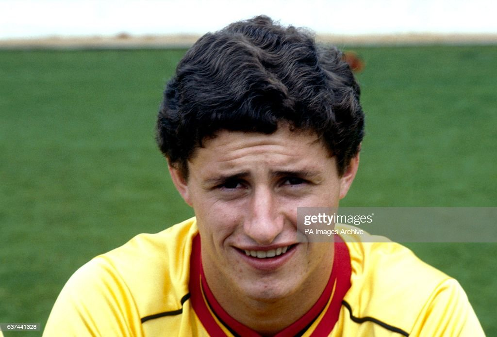 Jimmy Gilligan, Watford