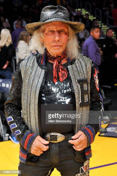 Jimmy Goldstein attends a basketball game between the Los Angeles Lakers and Memphis Grizzlies at Staples Center on December 23 2018 in Los Angeles...