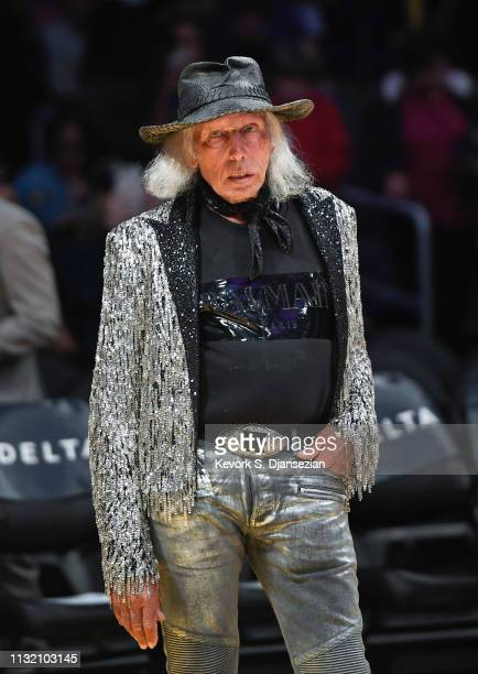 Jimmy Goldstein attends a basketball game between the Los Angeles Lakers and Brooklyn Nets at Staples Center on March 22 2019 in Los Angeles...