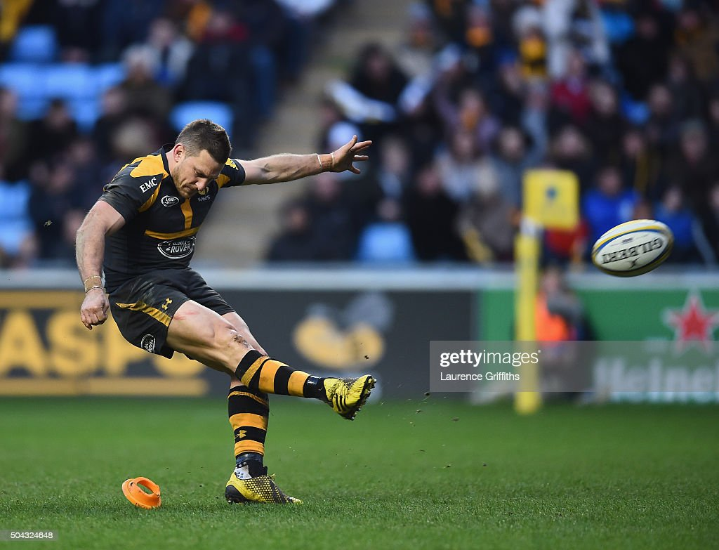 Wasps v Worcester Warriors - Aviva Premiership : News Photo