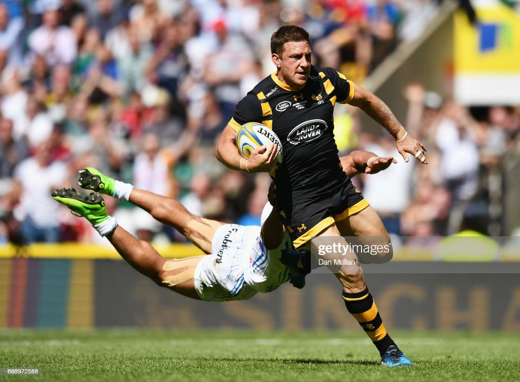 Wasps v Exeter Chiefs - Aviva Premiership Final : News Photo