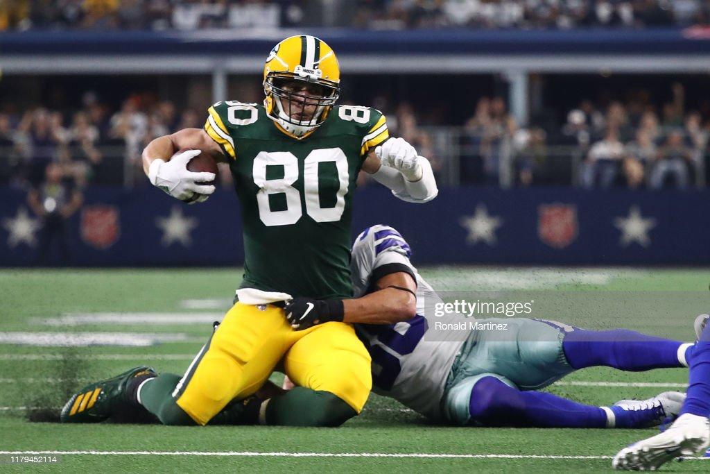 Green Bay Packers vDallas Cowboys : News Photo