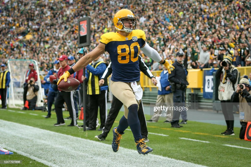 Buffalo Bills v Green Bay Packers : News Photo