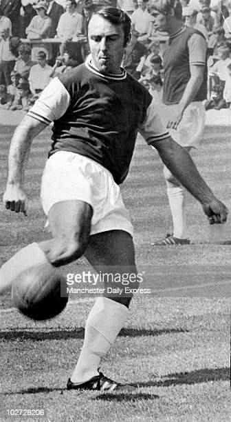 Jimmy Greaves August 1972 Jimmy Greaves August 1972
