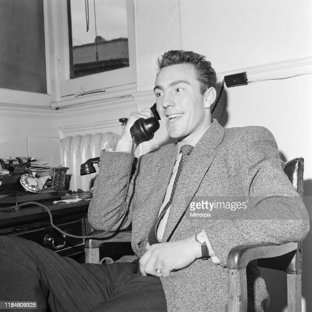 Jimmy Greaves Chelsea Football Player Saturday 19th September 1959