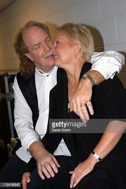 Jimmy Greenspoon of Three Dog Night and wife Susie Greenspoon