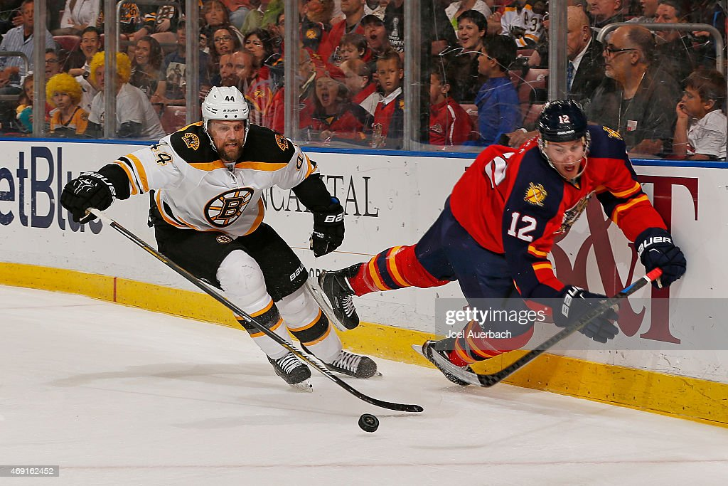 Boston Bruins v Florida Panthers : ニュース写真