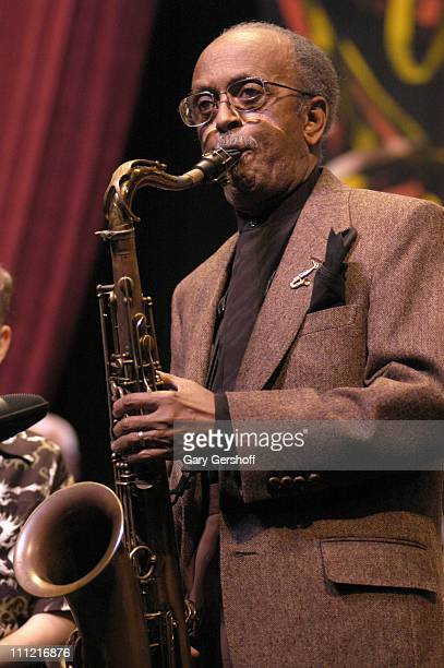 Jimmy Heath during 2006 NEA Jazz Masters Honored at theNational Endowment for the Arts 40th Anniversary Inductions and Concert at NY Hilton Hotel in...