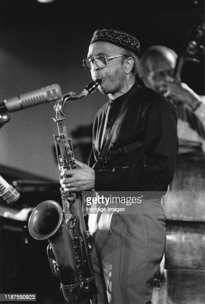 Jimmy Heath North Sea Jazz Festival The Hague Netherlands 2000 Artist Brian Foskett
