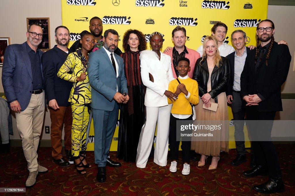 """Us"" Premiere - 2019 SXSW Conference and Festivals : News Photo"