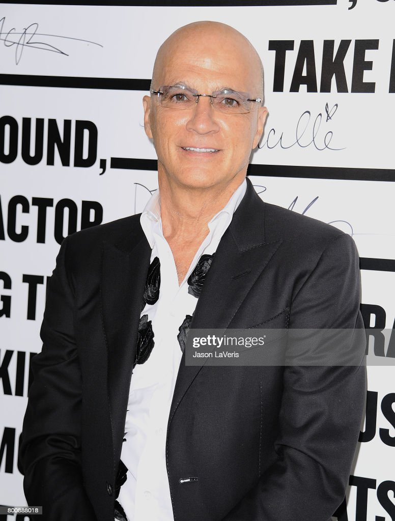Jimmy Iovine attends the premiere of 'The Defiant Ones' at Paramount Theatre on June 22, 2017 in Hollywood, California.