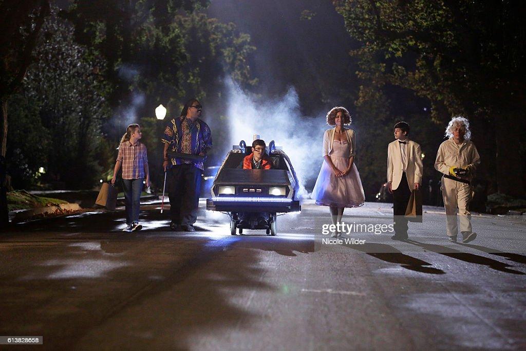 "ABC's ""Speechless"" - Season One : Foto jornalística"