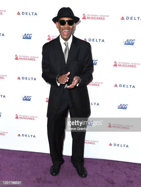 Jimmy Jam arrives at the 2020 MusiCares Person Of The Year Honoring Aerosmith at West Hall At Los Angeles Convention Center on January 24, 2020 in...