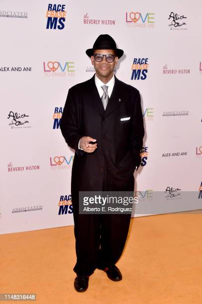 Jimmy Jam attends the 26th Annual Race to Erase MS Gala at The Beverly Hilton Hotel on May 10, 2019 in Beverly Hills, California.