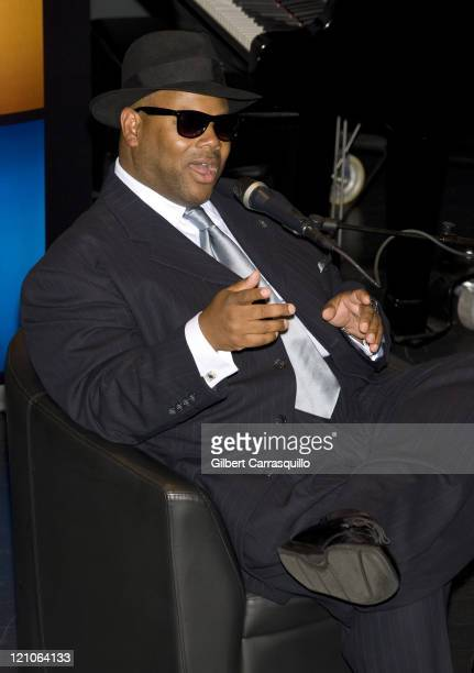 "Jimmy Jam attends The Recording Academy's ""Up Close and Personal"" interactive Q&A at the University of the Arts on June 10, 2009 in Philadelphia,..."