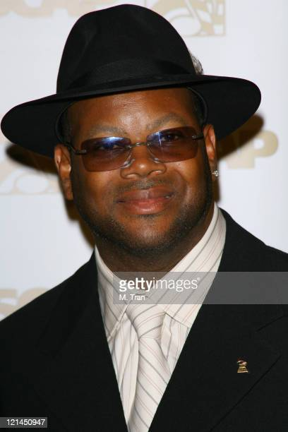 Jimmy Jam during 20th Anniversary Rhythm Soul Music Awards at Millennium Biltmore Hotel in Los Angeles California United States
