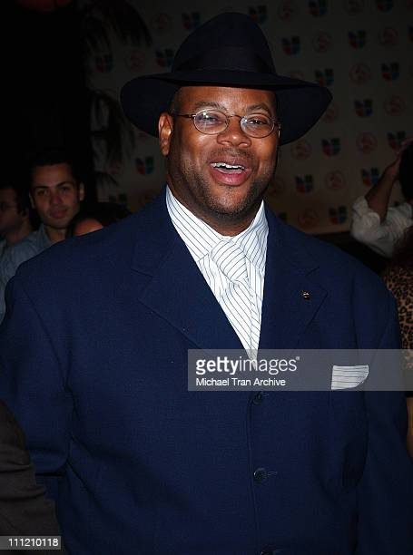 Jimmy Jam during 6th Annual Latin GRAMMY Awards Nominations at The Music Box @ Fonda in Hollywood, California, United States.