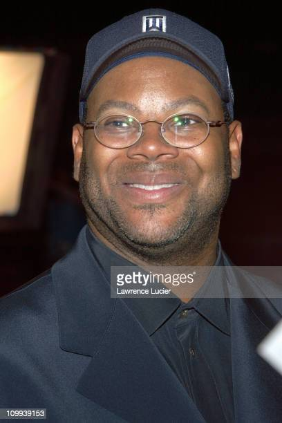 Jimmy Jam during Grammy Award Nominations Press Conference at Madison Square Garden in New York City, New York, United States.