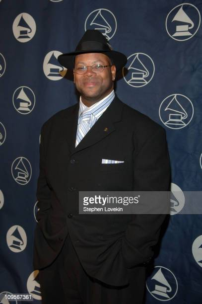Jimmy Jam during The New York Chapter of the Recording Academy Presents the Recording Academy Honors 2005 - Red Carpet at Gotham Hall in New York...