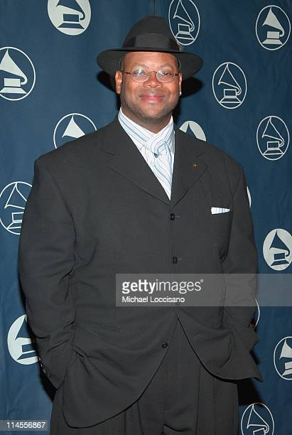 Jimmy Jam during The Recording Academy Honors 2005 Presented by the NY Chapter of the Recording Academy at Gotham Hall in New York City New York...