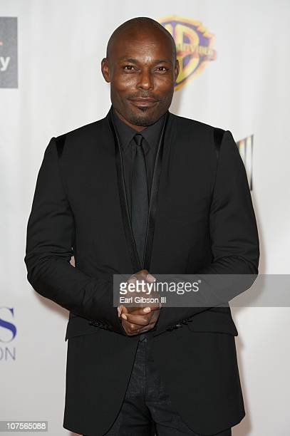 Jimmy JeanLouis appears on the red carpet for the 2nd Annual AAFCA Awards on December 13 2010 in Los Angeles California
