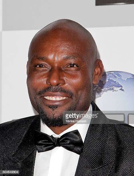 Jimmy JeanLouis attends NBCUniversal's 73rd Annual Golden Globes After Party at The Beverly Hilton Hotel on January 10 2016 in Beverly Hills...