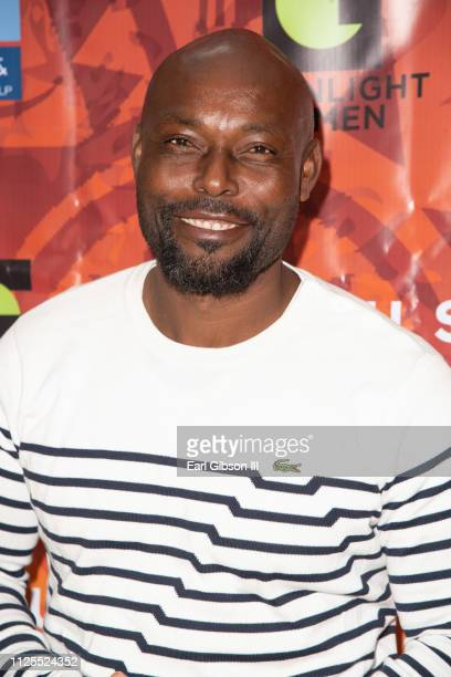 Jimmy JeanLouis attends the Greenlight Women For Black History Month Brunch Celebration at The London on February 17 2019 in West Hollywood California