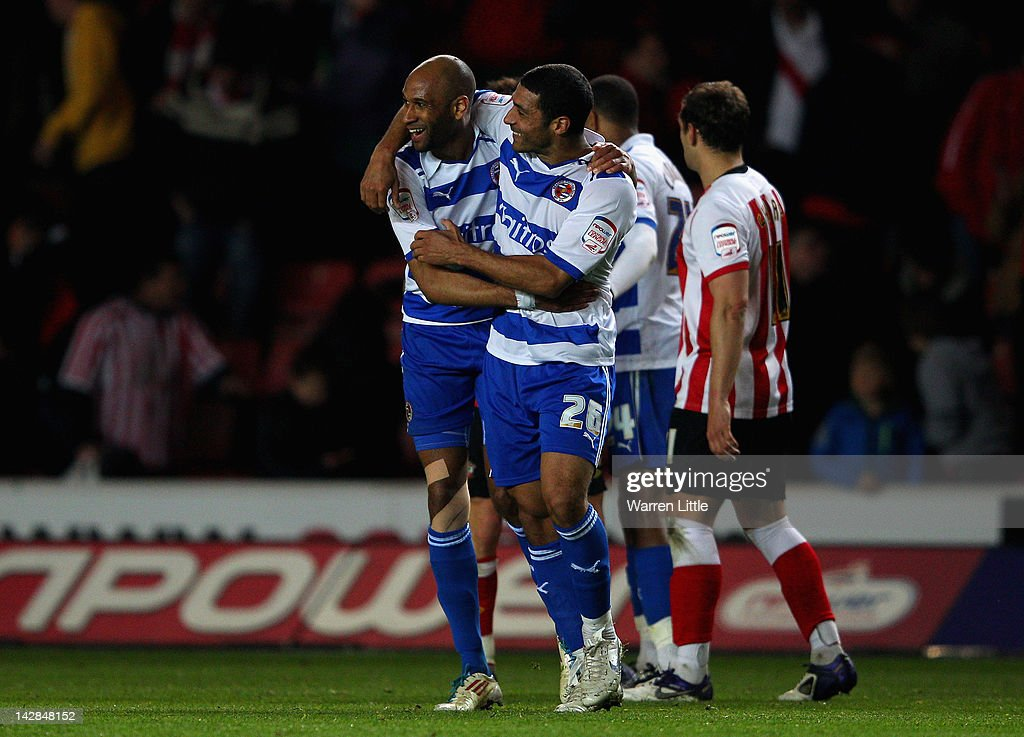 Southampton v Reading - npower Championship