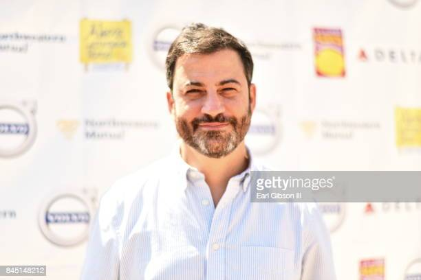 Jimmy Kimmel attends the 8th Annual LA Loves Alex's Lemonade at UCLA Royce Quad on September 9 2017 in Los Angeles California