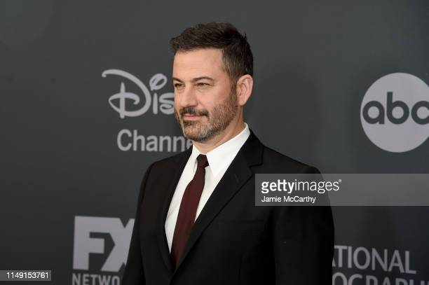 Jimmy Kimmel attends the ABC Walt Disney Television Upfront on May 14 2019 in New York City