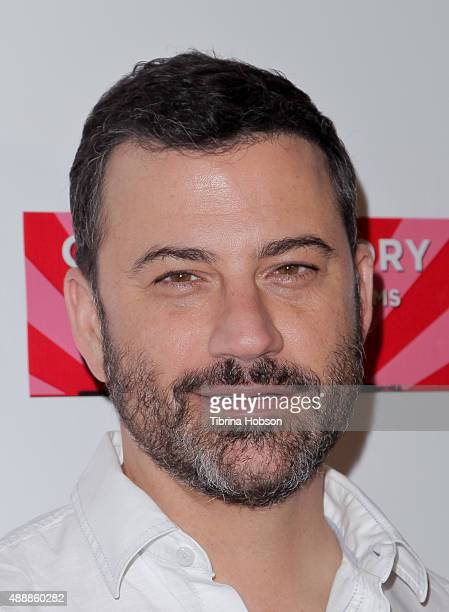 Jimmy Kimmel attends the premiere of 'Being Canadian' at Crest Westwood on September 17 2015 in Westwood California