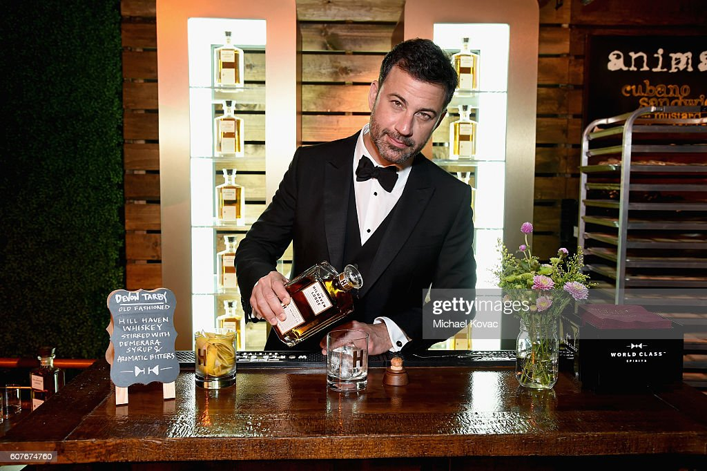 Jimmy Kimmel's World Class After-Party