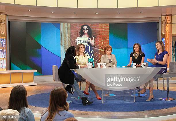 THE VIEW Jimmy Kimmel is the guest on The View Monday May 16 2016 airing on the Walt Disney Television via Getty Images Television Network FARIS