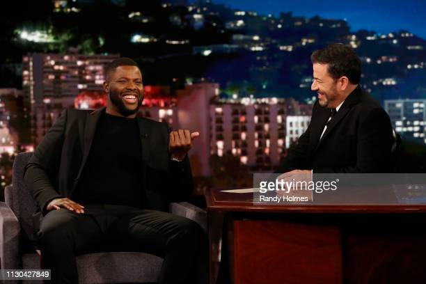 "Jimmy Kimmel Live!"" airs every weeknight at 11:35 p.m. EDT and features a diverse lineup of guests that include celebrities, athletes, musical acts,..."