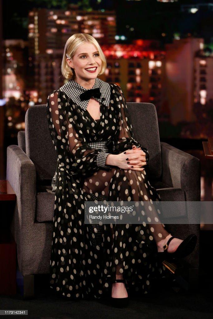 "ABC's ""Jimmy Kimmel Live"" - Season 17 : Nachrichtenfoto"