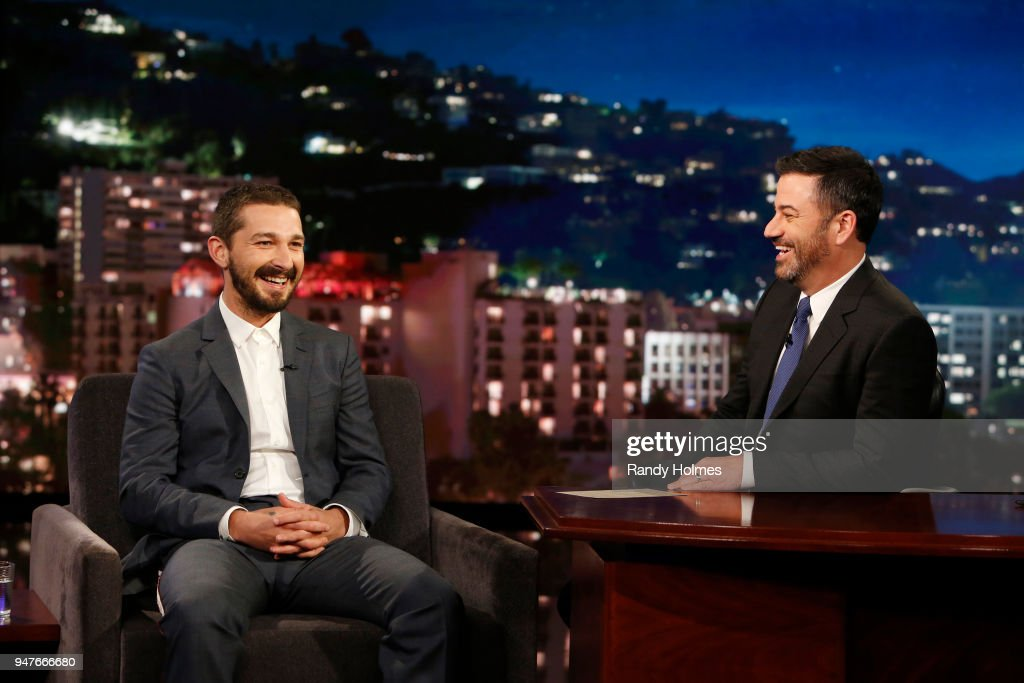 "ABC's ""Jimmy Kimmel Live"" - Season 15 : Nachrichtenfoto"