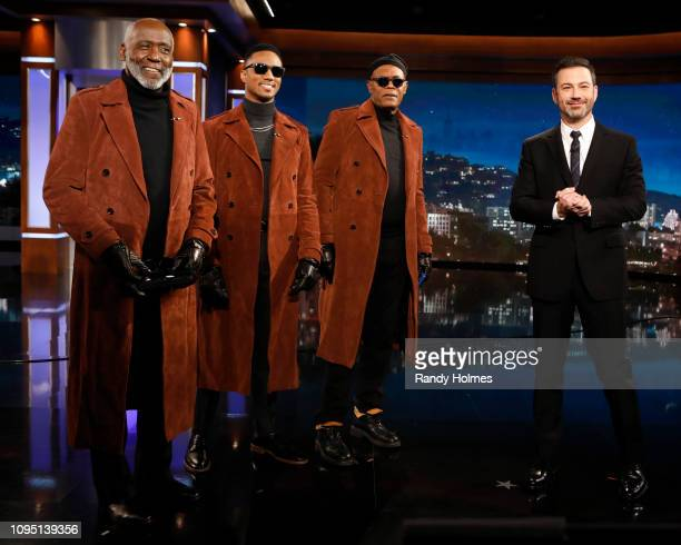 LIVE Jimmy Kimmel Live airs every weeknight at 1135 pm EST and features a diverse lineup of guests that include celebrities athletes musical acts...