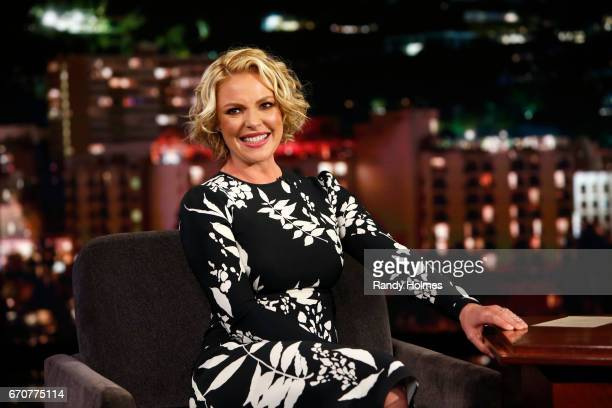 "Jimmy Kimmel Live"" airs every weeknight at 11:35 p.m. EST and features a diverse lineup of guests that includes celebrities, athletes, musical acts,..."