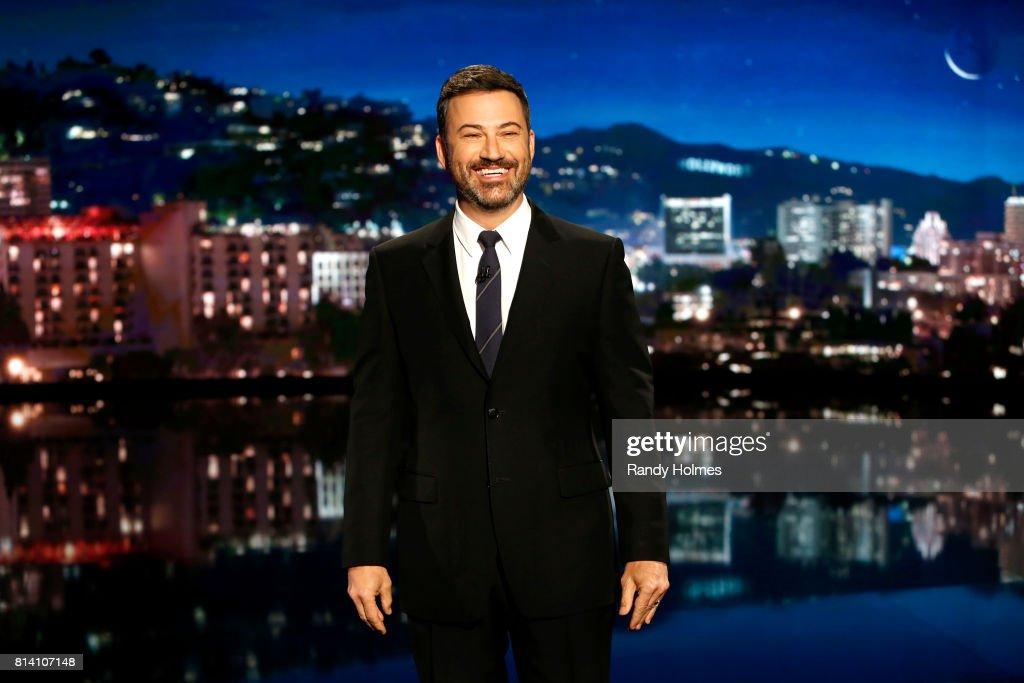 "ABC's ""Jimmy Kimmel Live"" - Season 15 : News Photo"